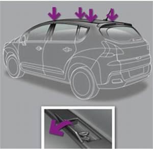Barres De Toit Peugeot 3008 : peugeot 3008 pose des barres de toit informations pratiques manuel du conducteur peugeot 3008 ~ Medecine-chirurgie-esthetiques.com Avis de Voitures