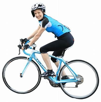Bicycle Woman Freepngimg