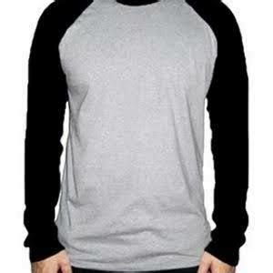 til stylish dengan baju kaos lengan panjang polos konveksi kaos murah bandung