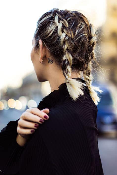 Braid Hairstyles by In 2019 Locks Hair Styles Boxer Braids