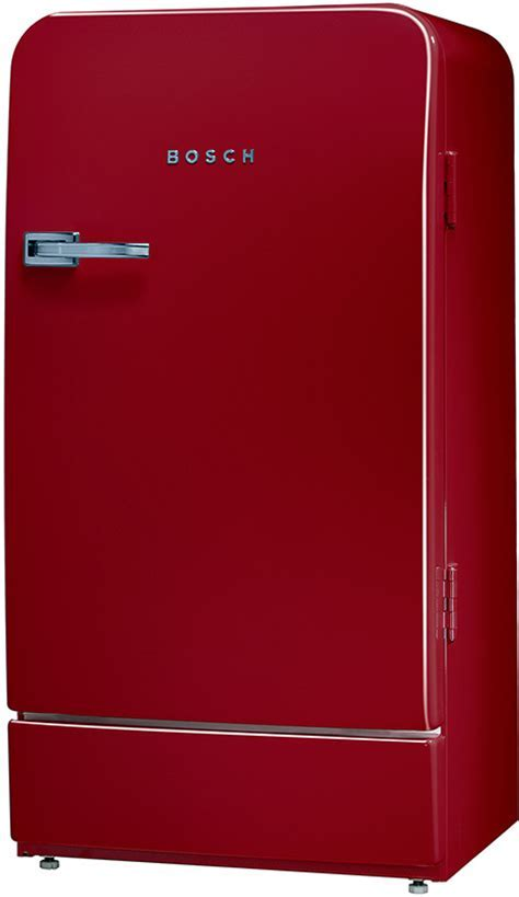 Bosch Classic refrigerator   redesigned and relaunched