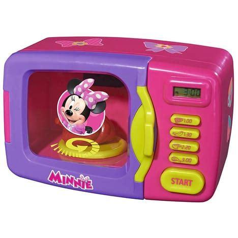jeux de minnie cuisine micro ondes intractif minnie disney jouet imitation