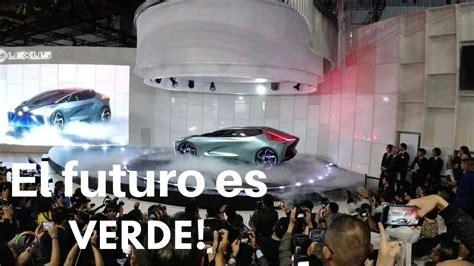 Lexus LF30 Electrified Concept Car, debut en el Auto Show ...