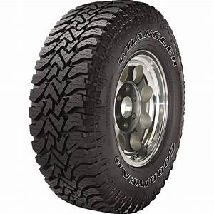 goodyear wrangler authority tire 31x1050r15 lt ebay With white letter mud tires