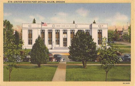 Salem, Oregon 97301 (historic 1937-1976)