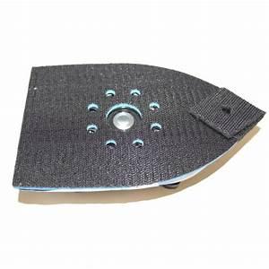 Ponceuse Black Et Decker : plateau de ponceuse triangle black et decker ka280k sav pem ~ Dailycaller-alerts.com Idées de Décoration