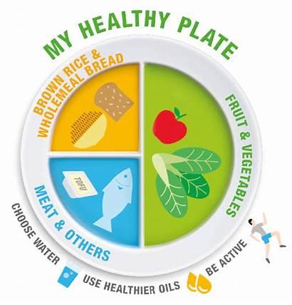 Healthy Diabetes Gestational Plate Eating Guide Meals