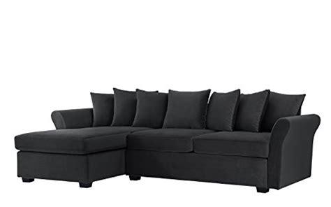 Divano Roma Furniture Modern Large Velvet Sectional Sofa