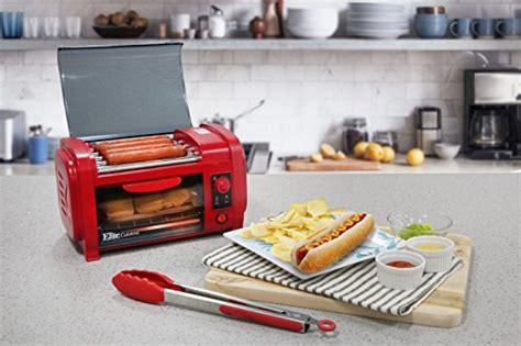 elite cuisine llc elite cuisine ehd 051r maxi matic roller toaster