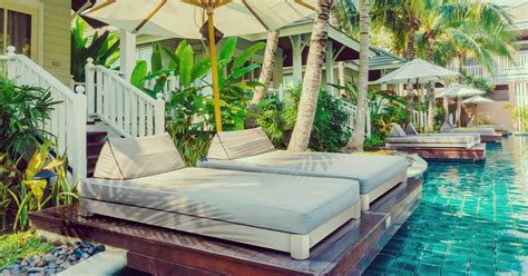 Outdoors Bed : Bali Outdoor Low Bed