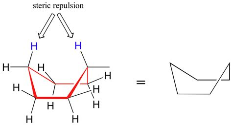 chair conformation of cyclohexane section 3 2 conformations of cyclic organic molecules