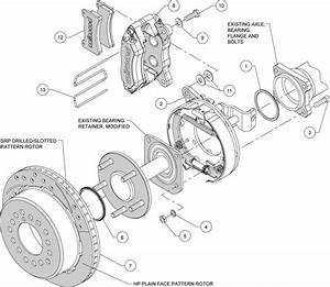 2007 Chevy Impala Brake System Diagram