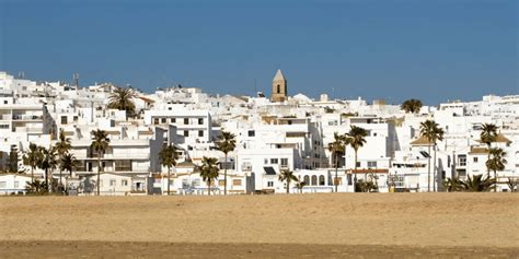 andalucia towns coastal most