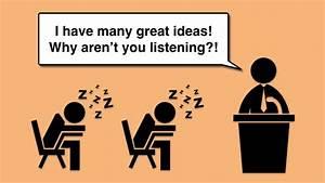 Effective Communication: How Not to Be Misunderstood