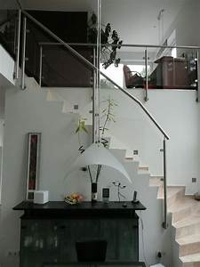 Treppe Mit Glasgeländer : gemauerte treppe mit glasgel nder ~ Sanjose-hotels-ca.com Haus und Dekorationen
