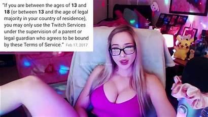 Twitch Streamer Novapatra Hottest Stream Gamer Streamers