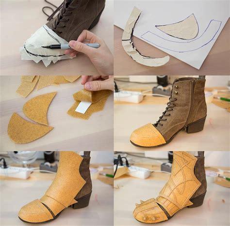 quick shoe armor tutorial adafruit industries makers