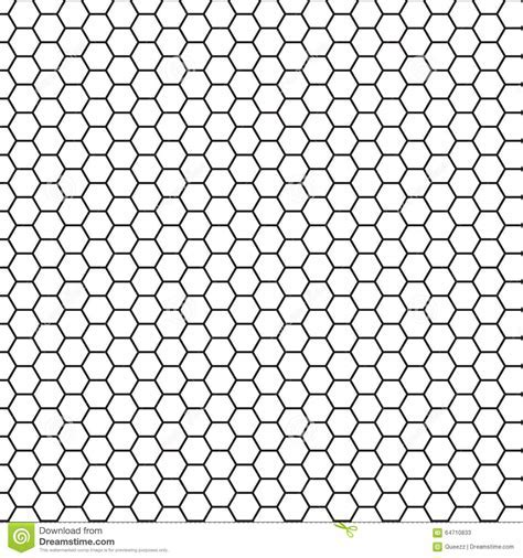 Abstract Science Hexagon Background. Stock Vector   Image