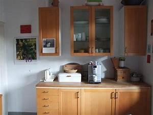 Ikea Küchenschränke Weiß : k chenschr nke ikea kvadrat korpus wei fronten buche in schwetzingen k chenm bel schr nke ~ Orissabook.com Haus und Dekorationen