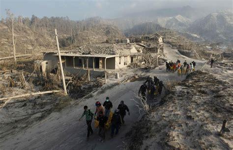 foto foto lengkap korban letusan gunung merapi yogyakarta