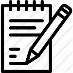 Notes Icon Class Svg Vector Icons Note
