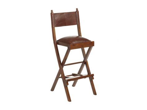 fauteuil bureau soldes tabouret de bar tarakan teck massif cuir