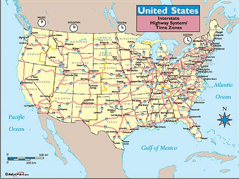 eastern us interstate highway map | Search to make the world ...