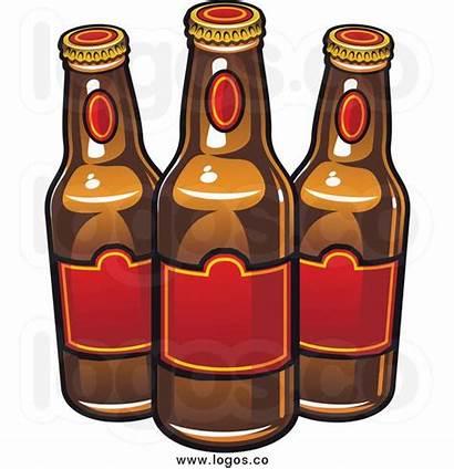 Beer Bottle Clipart Bottles Clip Alcohol Vector