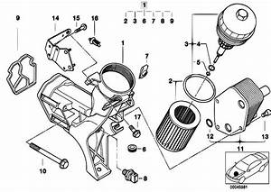 Original Parts For E46 320d M47 Touring    Engine   Lubricat