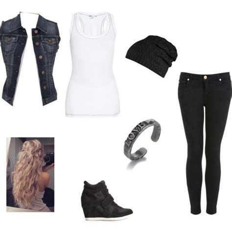 U0026quot;Tomboy Outfitu0026quot; by musicvibe on Polyvore   TMI Fashion   Pinterest   Casual Polyvore and Outfit ...