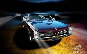 庞蒂亚克GTO高清桌面壁纸:宽屏:高清晰度:全屏