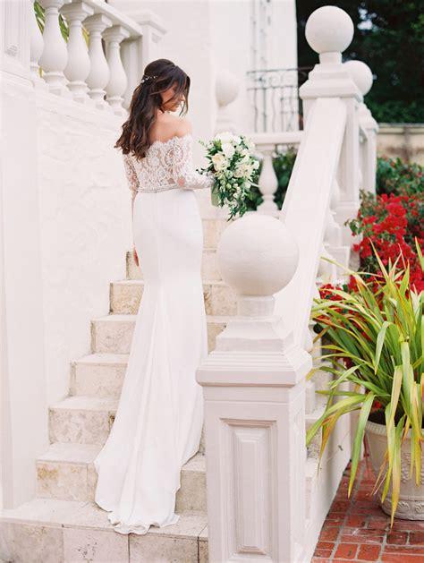 classic white  greenery wedding  pebble beach