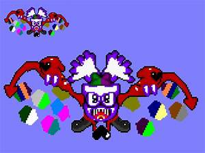 Marx Wrath Sprite by GoodNoBakes on DeviantArt