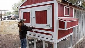 Building A Chicken Coop - Part 3