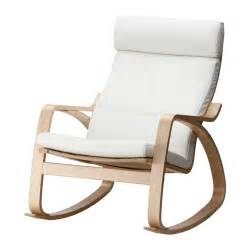 po 196 ng rocking chair birch veneer isunda beige