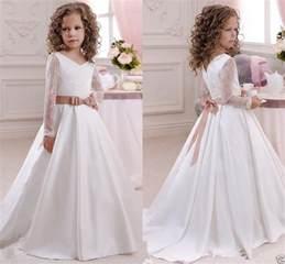 robe fillette mariage les 17 meilleures idées de la catégorie robes d 39 enfant d 39 honneur sur femmes de