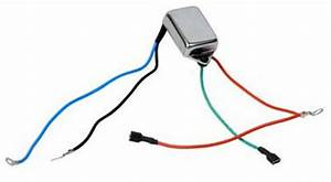 Conversion Voltage Regulator For Chrysler Dodge