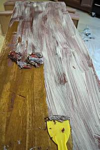 removing dried latex paint from hardwood floors thefloorsco With how to clean dried paint off hardwood floors