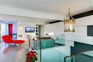 Appartement de luxe avec une vue imprenable sur paris for Entree de maison design 5 appartement de luxe avec une vue imprenable sur paris