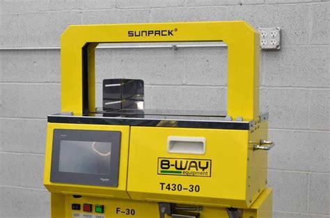 lot   sunpack   equipment   paper film banding machine brand  click