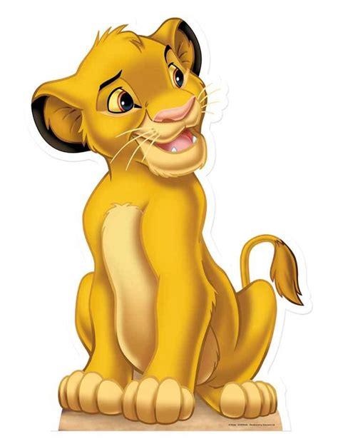 simba el rey leon enciclopedia de personajes
