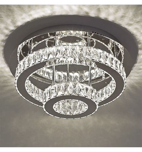 plafonnier de bureau plafonnier cristal led cristal le de plafond plafonnier