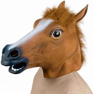 Horse Head Mask | Know Your Meme