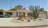 nice desert garden design Good Desert Landscape Front Yard | New Home Design : Cheap ...