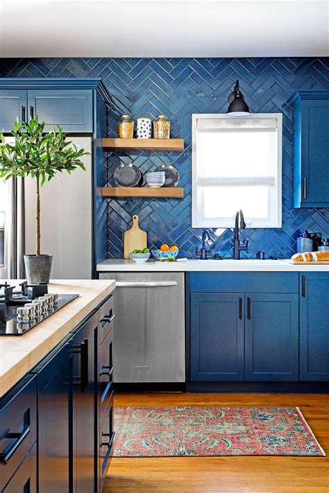 unique kitchen backsplash ideas add  creative twist