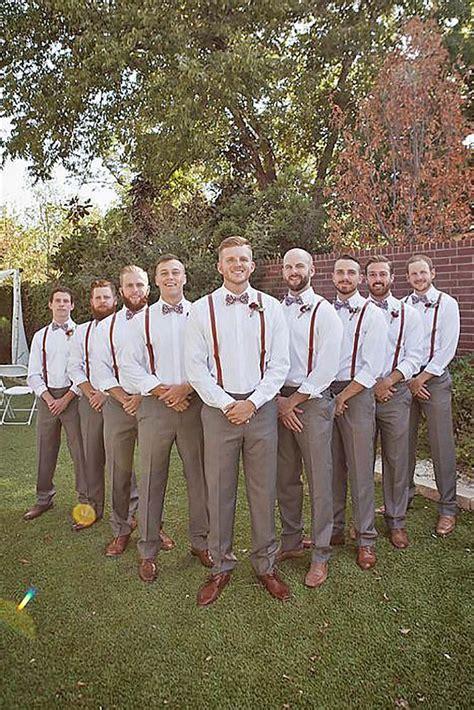 modern grooms attire details   perfect groom