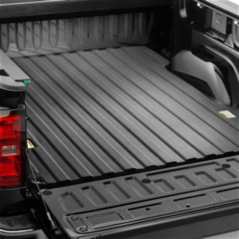 Weathertech Bed Mat by 2014 Gmc Truck Bed Accessories Bed Rails Racks