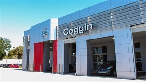 Nissan Avenues by Coggin Nissan At The Avenues Auto Repair Jacksonville