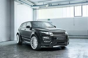 Wallpaper Range Rover Evoque, hamann, black, Cars & Bikes
