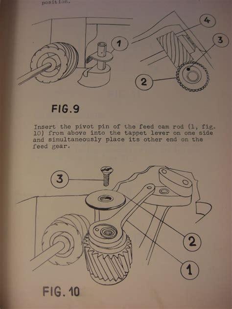 elna transforma  elna supermatic conversion manual